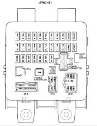 2001 hyundai elantra fuse diagram the running lights marker lights on my 2001 hyundai elantra will