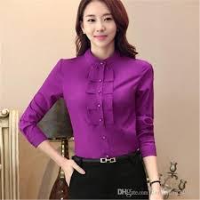 formal blouse blouse shirts formal work chiffon blouse