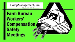bureau workers comp workers compensation meetings in your area ohio farm bureau