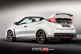 honda civic sportback formerly the honda portal a civic type r convertible and