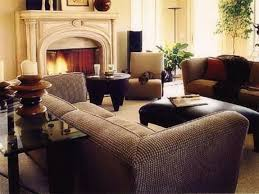 Transitional Living Room by Transitional Living Room Rich Texture Furniture Ideas
