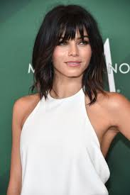 actress short on top long on bottom hairstyle jenna dewan tatum the dancer actress has been giving us angled lob