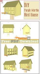 free blueprints for houses 25 unique purple martin house plans ideas on pinterest martin