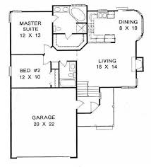 one story floor plans 409 best house plans images on home plans car garage