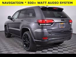 jeep altitude 2018 new 2018 jeep grand cherokee altitude sport utility in massillon