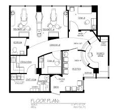 Dental Clinic Floor Plan Spa Floor Plan Akioz Com