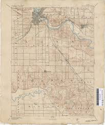 Iowa Maps Iowa Historical Topographic Maps Perry Castañeda Map Collection