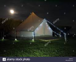 Bell Tent Awning Bell Tent Stock Photo Royalty Free Image 119474577 Alamy