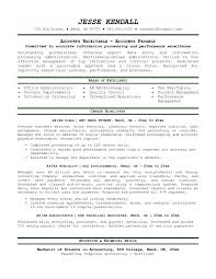 Resume For Accountant Sample by Download Accounts Receivable Resume Haadyaooverbayresort Com