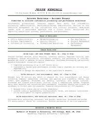Clerical Resume Sample by Download Accounts Receivable Resume Haadyaooverbayresort Com