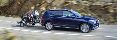 mercedes towing 2016 mercedes gle suv towing capacity