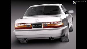 lexus ls400 vs audi a8 lexus ls 400 1989 1994 3d model from creativecrash com youtube