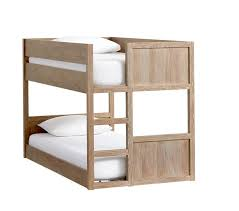 Camden TwinoverTwin Low Bunk Bed Pottery Barn Kids - Lo line bunk beds