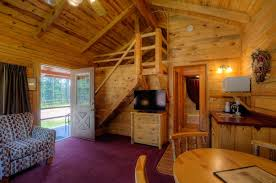 Log Cabin Living Room Designs Deluxe Family Cabin Powder House Lodge