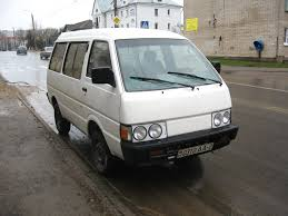 nissan vanette отзыв владельца о nissan vanette 1990 механика микроавтобус 400000