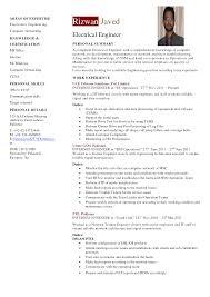 It Support Engineer Resume Sample by Electrical Engineer Resume Examples Vinodomia