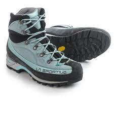womens boots tex la sportiva tex trango alp evo mountaineering boots for
