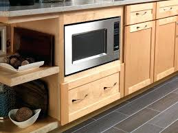 kitchen cabinet microwave built in built in microwave base cabinet under cabinet microwave built in