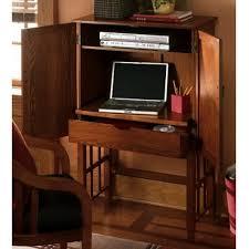 Laptop Desk Armoire Office Furniture Mission Furniture Craftsman Furniture