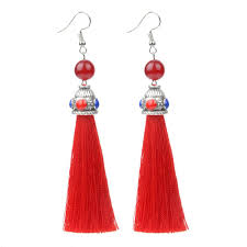 trendy earrings boho style be trendy earrings daily bargain secrets