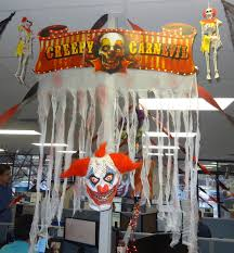 the bgexfearience halloween at bluegrace logistics the