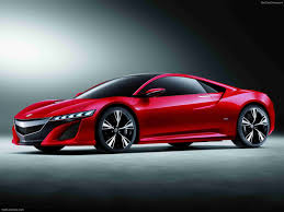 Acura Nsx Weight Acura Nsx Concept 2012 Pictures Information U0026 Specs