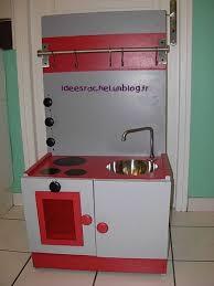 fabriquer une cuisine enfant les idées de fabrication d une cuisine pour enfant