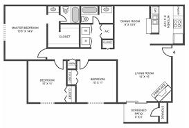 3 bed 2 bath floor plans 1 2 3 bedroom apartments for rent in pensacola fl