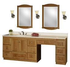 Makeup Vanity Storage Ideas 18 Savvy Bathroom Vanity Storage Ideas Hgtv Built In Cabinet With