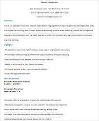 preschool assistant teacher resume sample preschool teacher resume 6 examples in word pdf