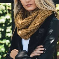 braided scarf analise chunky braided infinity scarf more colors shophearts