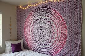 hippie tapestries mandala bohemian tapestries u0026 bedspreads