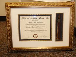 framing diplomas the lanes diploma framed check