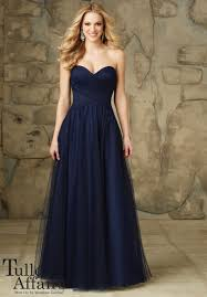 women u0027s tulle sweet heart long evening dresses bridesmaid