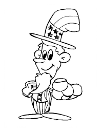 printable patriotic coloring pages for kids u2014 fitfru style