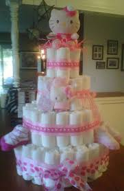 4 tier kitty diaper cake yelp