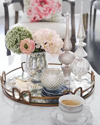 Gold Coffee Table Tray by The 25 Best Mirror Tray Ideas On Pinterest Vintage Bedroom