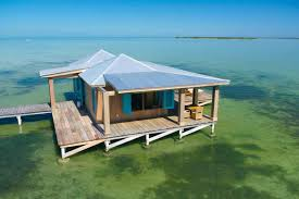 cayo espanto casa ventanas over water bungalow