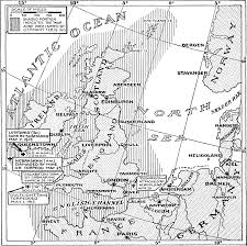 Blank Map Of The 13 Colonies by 40 Maps That Explain World War I Vox Com