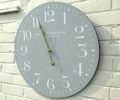 designer kitchen clocks large modern clocks trendy kitchen clocks modern clocks for
