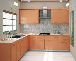 kitchen woodwork design cabinet in kitchen design layout l shape with island 621x534