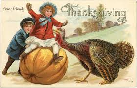 thanksgiving postcard the graphics