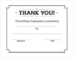 attendance certificate template blank award certificate templates