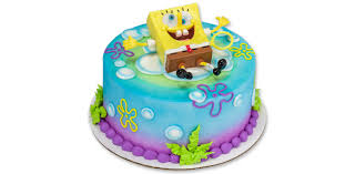 spongebob cake toppers order a cake from a local bakery birthday cakes cake and birthdays