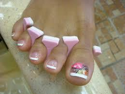pedicure toe nail designs gallery nail art designs