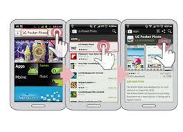 lg pd233 pocket photo smart mobile printer lg uae