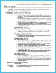 Sample Resume For Warehouse Supervisor Customer Service Call Center Supervisor Resume