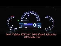 2013 cadillac ats 3 6 2013 cadillac ats 3 6 v6 0 60 mph