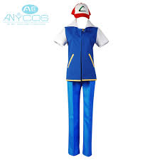Ash Ketchum Halloween Costume Compare Prices Ash Ketchum Costume Adults Shopping Buy