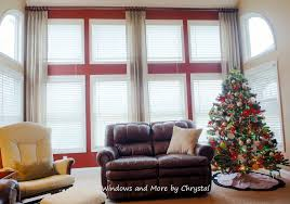 custom window treatments by windows and more by chrystal in st